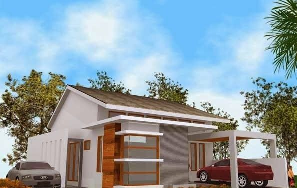 Elegant Minimalist House Design   Desain Rumah Minimalis Elegan