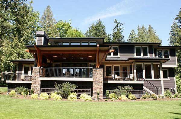 25 best ideas about modern prairie home on pinterest for Modern prairie style house plans