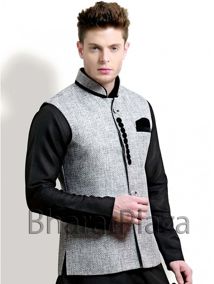 vest coat for shalwar kameez - Google Search