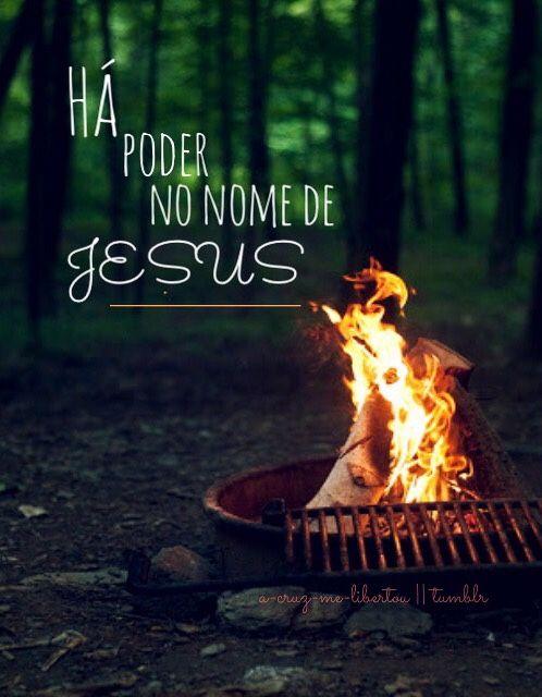 Jesus meu salvador!