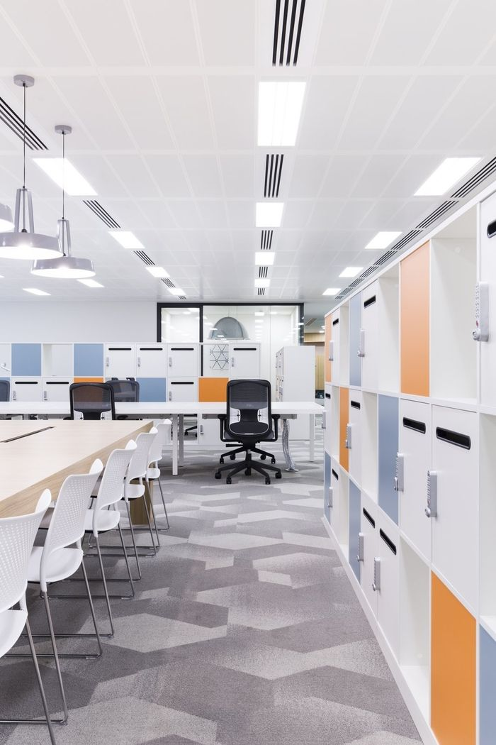 Paragon Interserve Offices - London - Office Snapshots