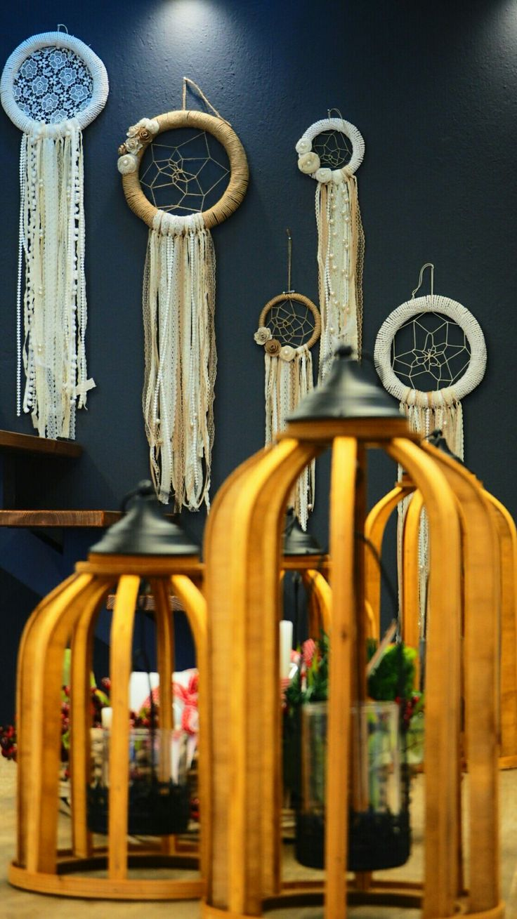 Dreamcatcher decoration #charismadecoration