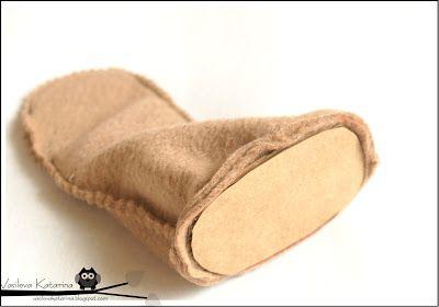 Пошив ножек для заек в стиле тильда - Ярмарка Мастеров - ручная работа, handmade