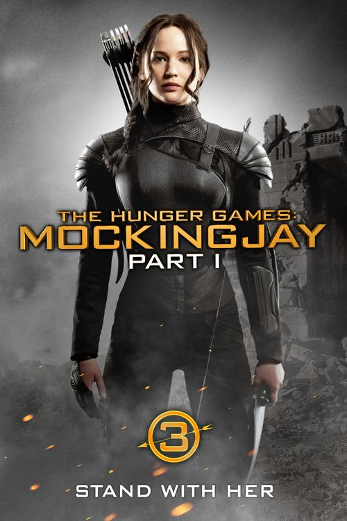 The Hunger Games: Mockingjay - Part 1 (2014) Full Movie Streaming HD