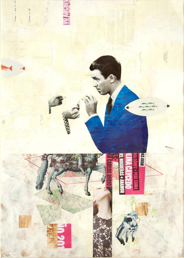 El bueno de James: Artista Alberto Labad