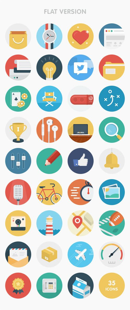 Freebie: Ballicons 2 Icon Set (PNG, PSD, SVG) by Smashing Magazine
