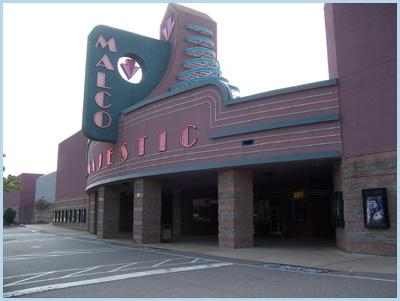 Nearest movie theater, half price 4-6pm
