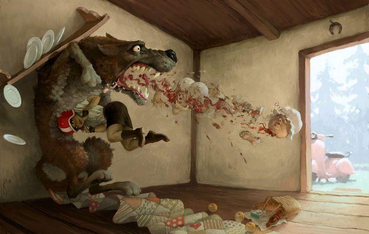 waldemar-kazak-illustrations-4.jpg (1400×891)