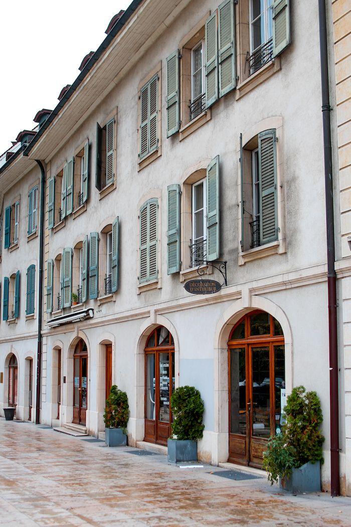 Carouge - Geneva, Switzerland