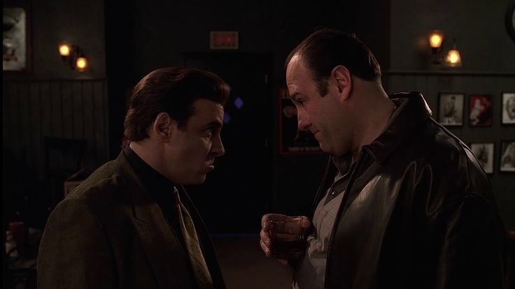 The Sopranos: Season 2, Episode 12 The Knight in White Satin Armor (2 Apr. 2000)   Steven Van Zandt 	, Silvio Dante ,  James Gandolfini, Tony Soprano,