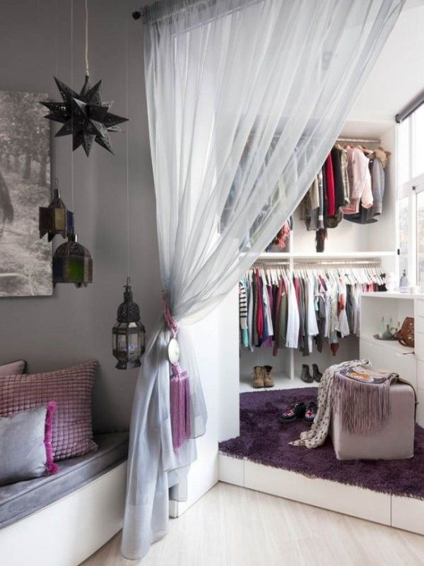 20 Small Dressing Room Ideas