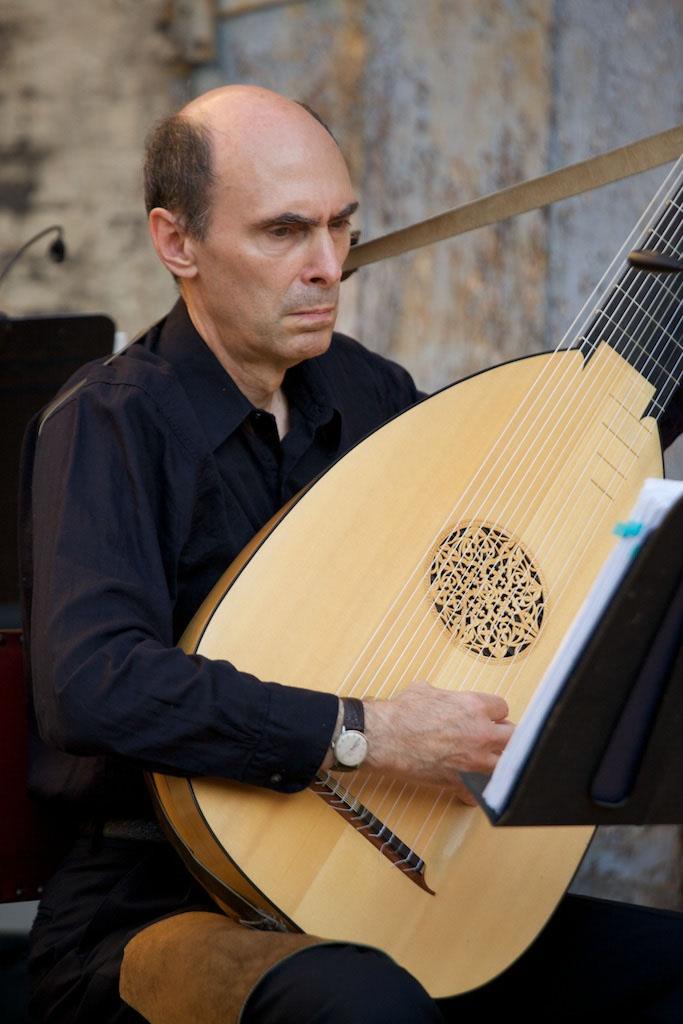 Vertical Player Repertory's La Calisto: Kolb
