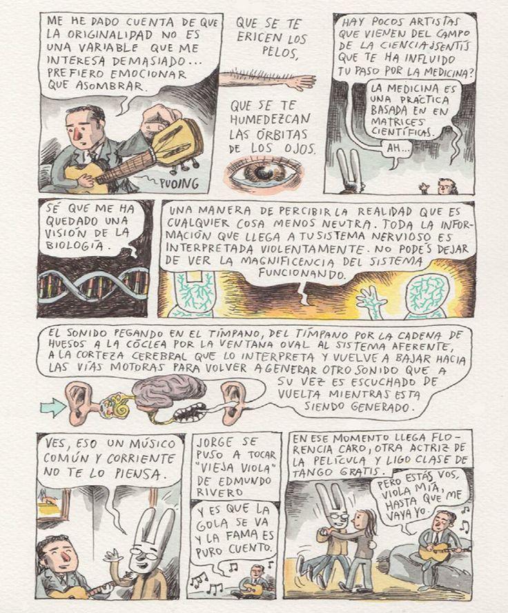 Liniers entrevista Drexler <3