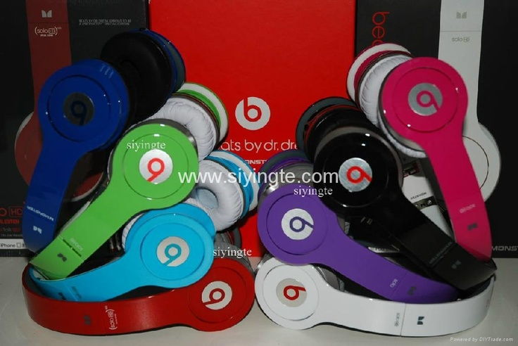 beats headphones - Christmas present either blue or pink for colors