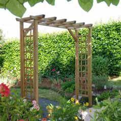 Kiwi Vines For Pergolas   Wooden Arch Pergola For Entrance 389 00 Wooden  Pergola For Entrance