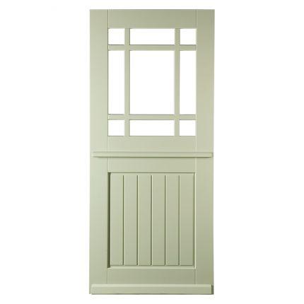 BD699 boeren voordeur. Prachtige boeren deur waarbij de bovenkant afzonderlijk van de onderkant te openen is.