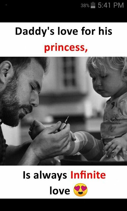 How cute HayyaKhan | daddy quotes | Father daughter love