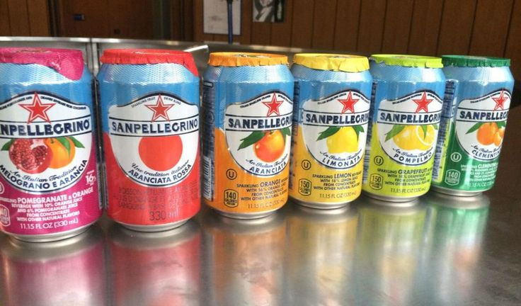 10 Things You Didn't Know About San Pellegrino - #11 they are good with vodka ;).