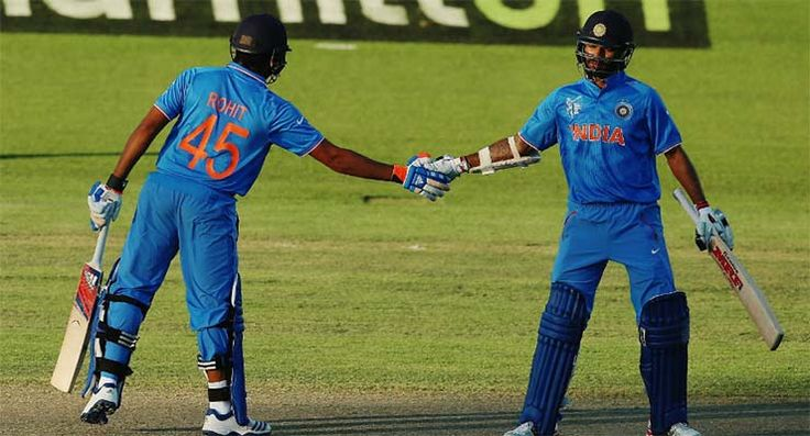 India beat Ireland by 8 wickets, secure top group spot Read complete story click here http://www.thehansindia.com/posts/index/2015-03-10/India-beat-Ireland-by-8-wickets-secure-top-group-spot-136534