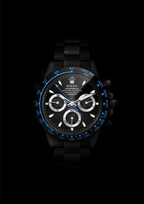 Rolex Daytona Black Pearl