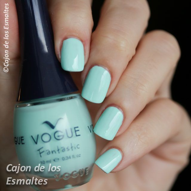 Esmaltes de uñas Vogue Esmaltes Vogue Limonada 105 #voguefantastic