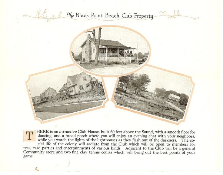 These are the only pictures that are certainly of Black Point.  The others seem to be stock promotional photos.