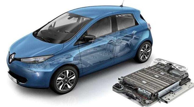 Las baterías de los coches eléctricos Renault tendrán hasta 10 años más de vida para el almacenamiento doméstico de energía, lo que reduce un 30% el precio.