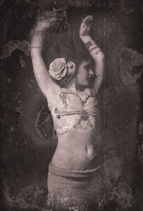 More vintage belly dance