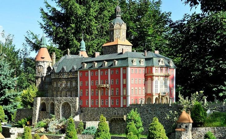 Schloss Fürstenstein.
