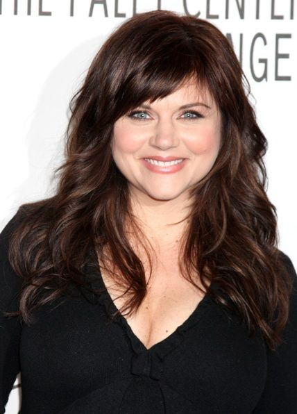 Haircuts With Bangs And Layers | long hairstyles long layered hairstyles tiffani thiessen hairstyles ...