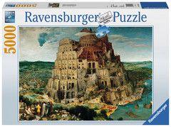 The Tower of Babel | Adult Puzzles | 2D Puzzles | Shop | US | ravensburger.com