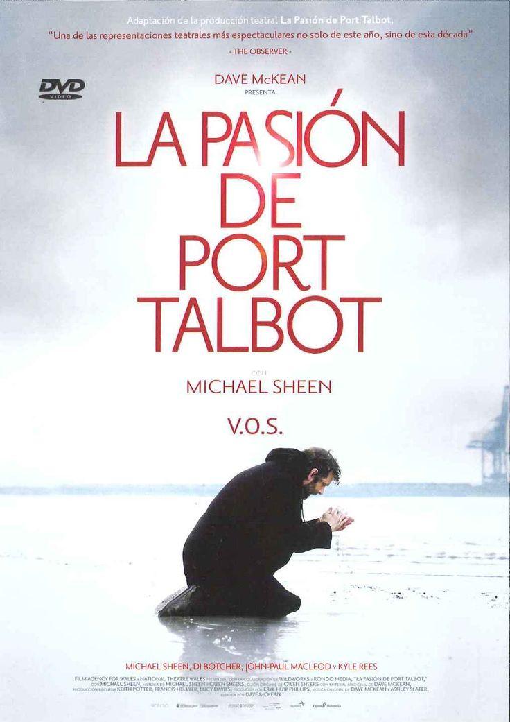 """""""La pasión de Port Talbot"""" (2012) Reino Unido, dirigida por Dave McKean. Port Talbot está inmersa en una batalla por la supervivencia. Las fuerzas autoritarias se han apoderado de la ciudad, esclava de una corporación siniestra y despiadada que agota los recursos de la metrópoli sin tener en cuenta a sus habitantes. Es entonces cuando surge un líder carismático que las fuerzas autoritarias ven como un obstáculo a eliminar."""