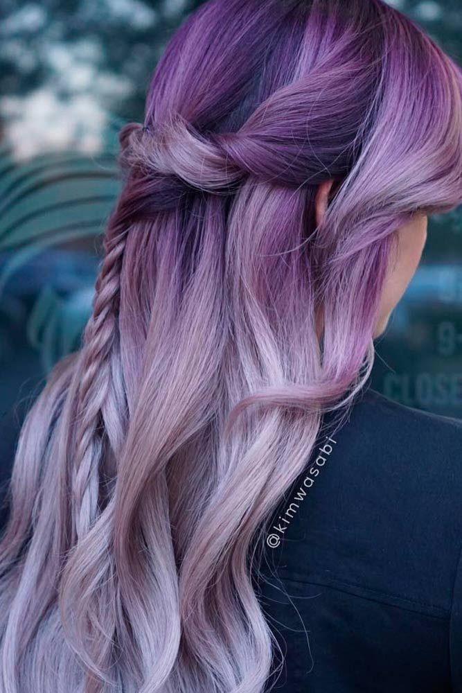 The 25+ best Purple hair ideas on Pinterest