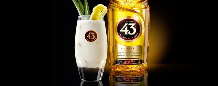 De Pina Colada is de ultieme tropische cocktail, wij hebben er de smaak van Spanje aan toegevoegd.