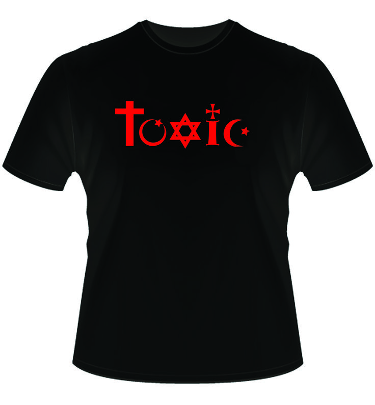 They're all toxic and pinched from www.evolvefish.com