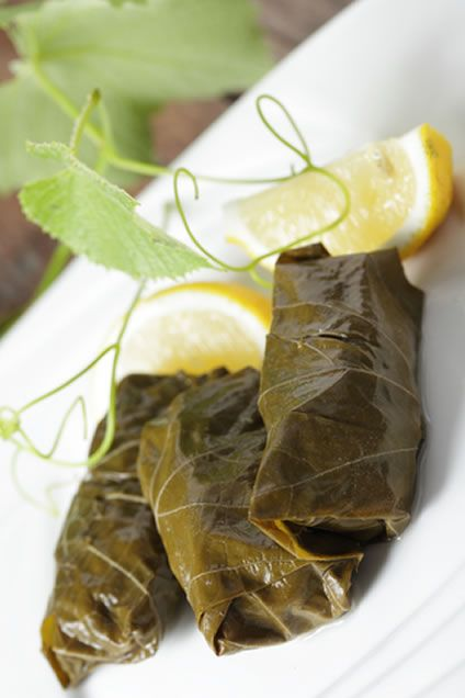 Slow Cooked Beef-Stuffed Grape Leaves | Recipe Publishing Network