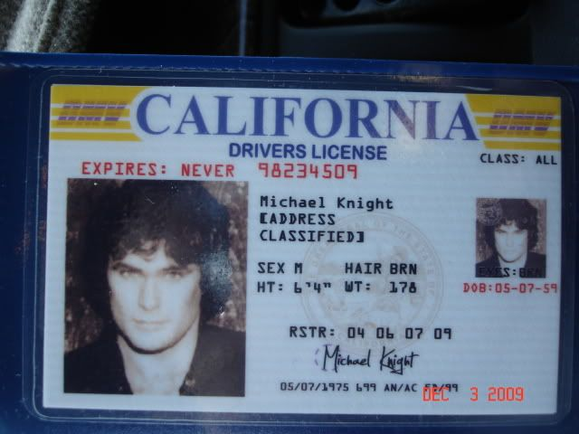 Sunday Morning Soliloquy - Musings of an Urbanite: Knight Rider Time Out - Take an Internet Break with Michael Knight and KITT