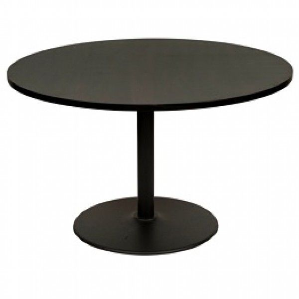Round Black Dining Table: Dining Table Bases In Black Black Round Dining Table