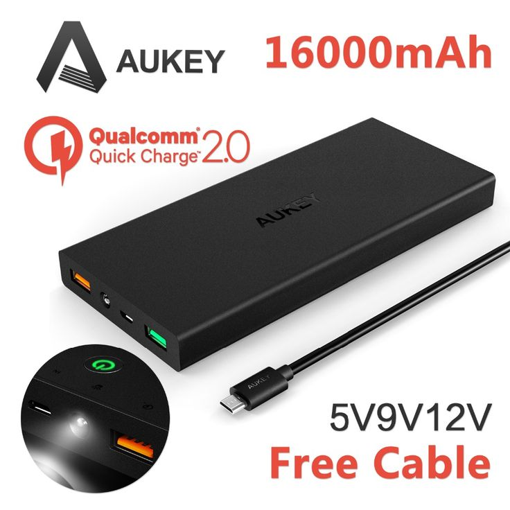 # Sale for Aukey Qualcomm Quick Charge 2.0 16000mAh Polymer External Battery Battery Fast Charger Power bank (5V 9V 12V Supported) QC 2.0  [43Z0eM5B] Black Friday Aukey Qualcomm Quick Charge 2.0 16000mAh Polymer External Battery Battery Fast Charger Power bank (5V 9V 12V Supported) QC 2.0  [Krv9as8] Cyber Monday [KbwmAN]