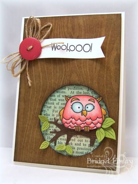FS308 WooHoo! by bfinlay - Cards and Paper Crafts at Splitcoaststampers