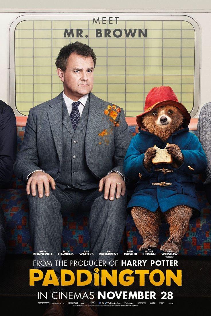 6 'Paddington' Character Posters Feature Hugh Bonneville, Nicole Kidman, Peter Capaldi…