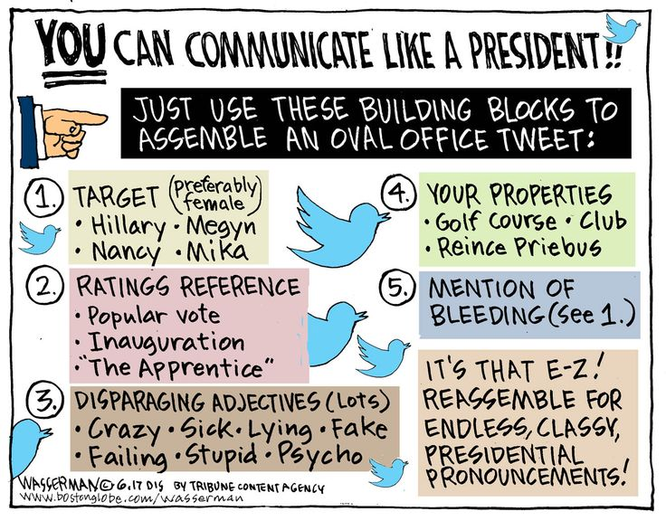 """YOU Can Communicate Like Trump!! -- The Current Special Focus Is Making """"Fake News"""" by using his special Big Lies Technique Nonstop, in order to attack all Legitimate and Professional Major News Organizations and their Journalists, who are honestly reporting on his horrific, non-functioning so-called Presidency. 