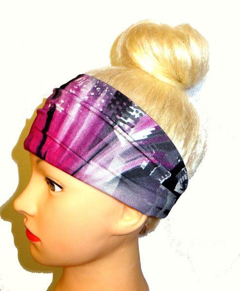 Fasce per capelli - Fascia per capelli /Bandana - un prodotto unico di Maiblume-fiore-di-maggio su DaWanda