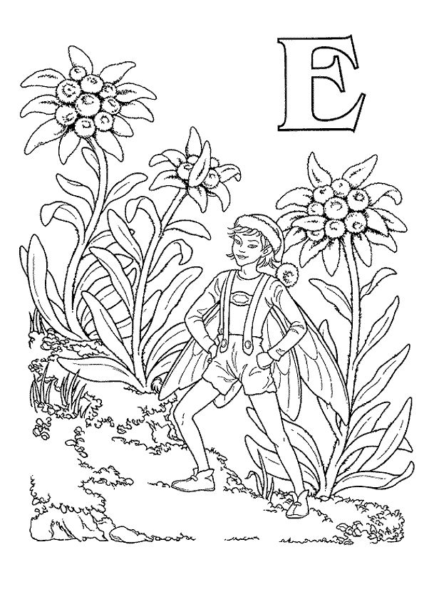 Elfjes Kleurplaat Alfabet Les 273 Meilleures Images Du Tableau Ab 233 C 233 Daires Sur