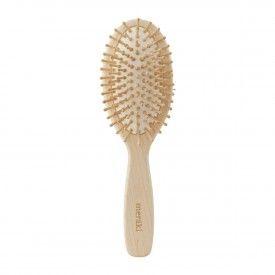 Hair brush, maple wood