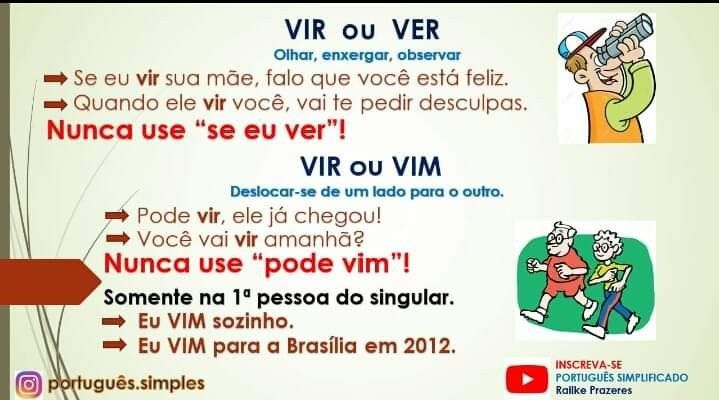 Pin De Octavio Madrigal Em Learn Brazilian Portuguese Dicas De