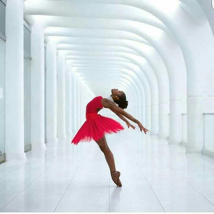 ebony ballerina