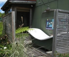 Powai, #Powailodge double decker outside bath