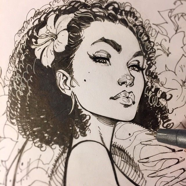 how to draw like j scott campbell