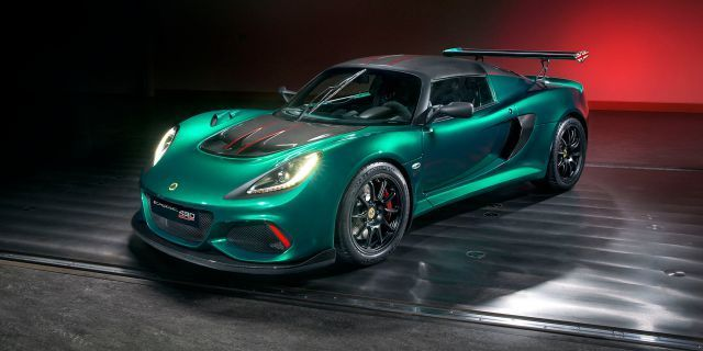 2018 Lotus Exige Cup 430 Roadster Price and Release - Car Announcements 2018-2019